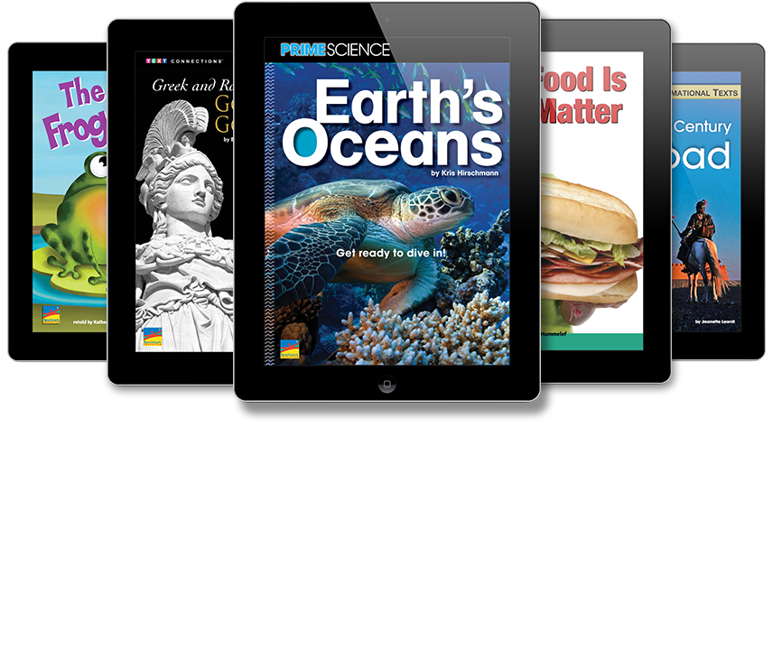 elementary and middle school resource ebooks