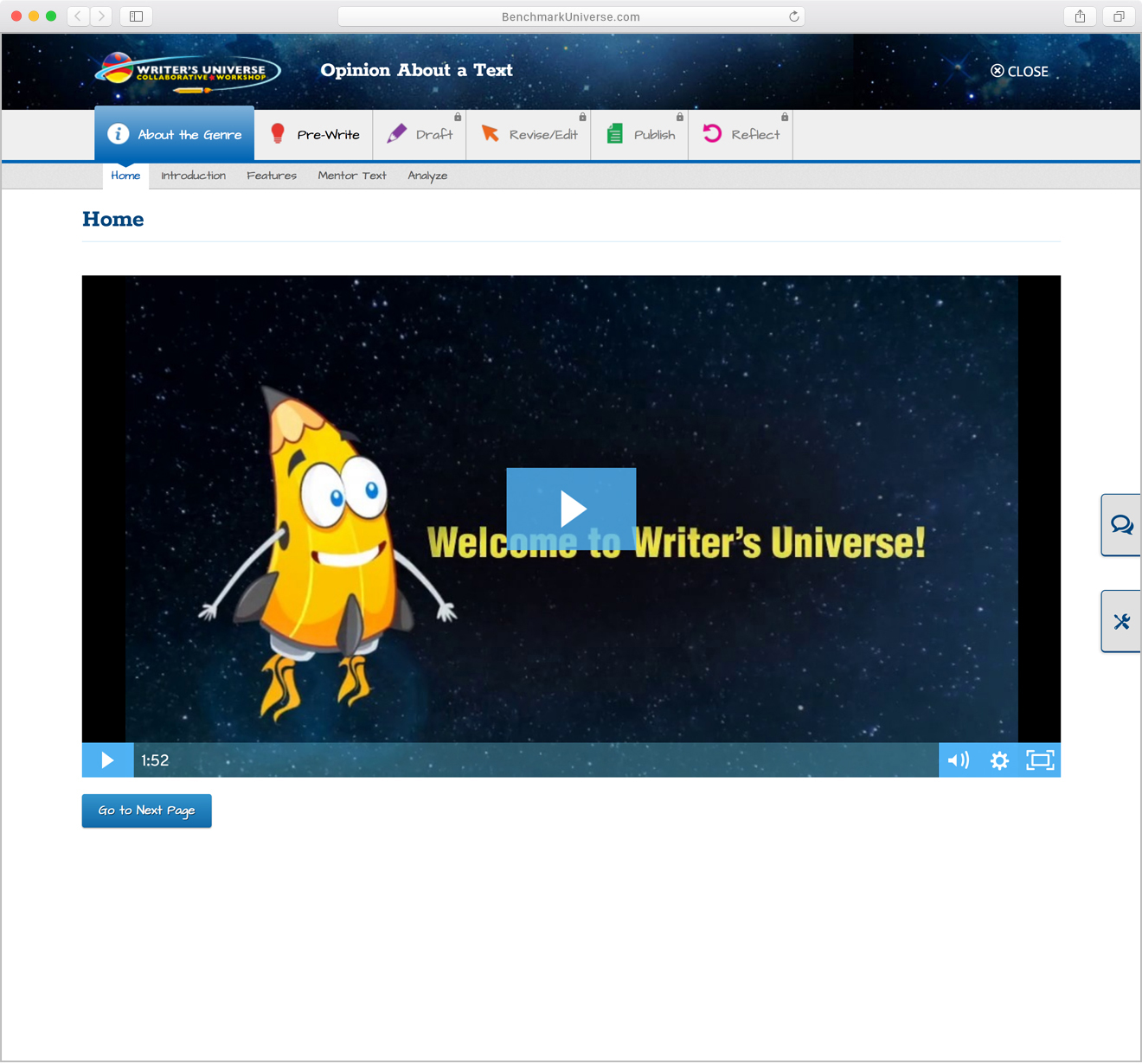 online writing software